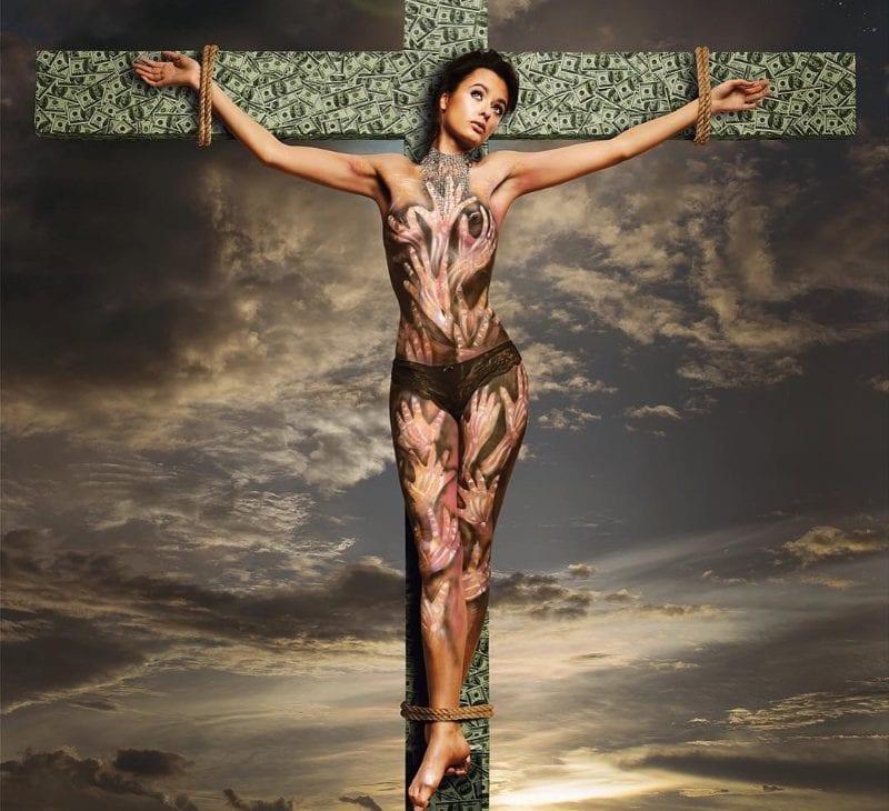 Body Art photoshoot themes at FTPhotography London