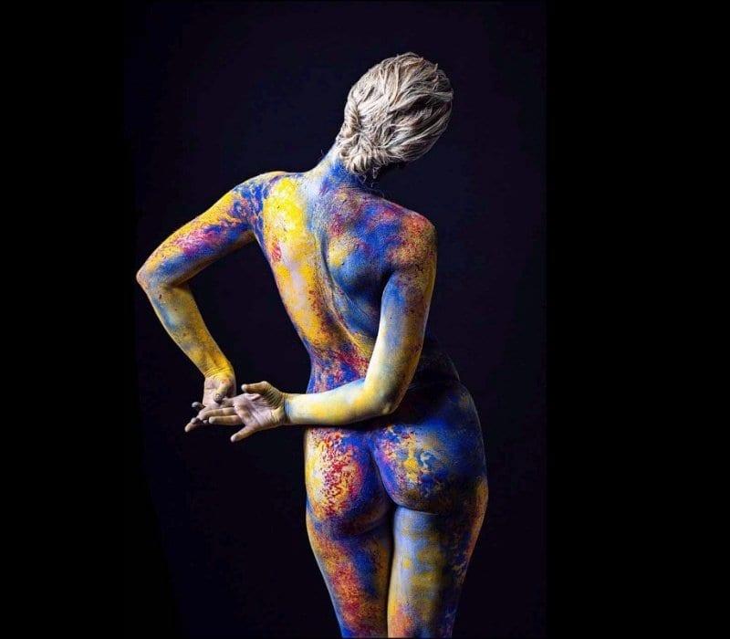 Fiona Tanner professional photographer London, makeup artist, retoucher, artist